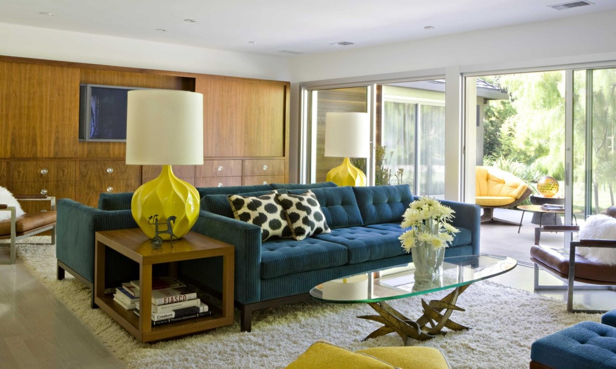 east austin's mid century modern homes