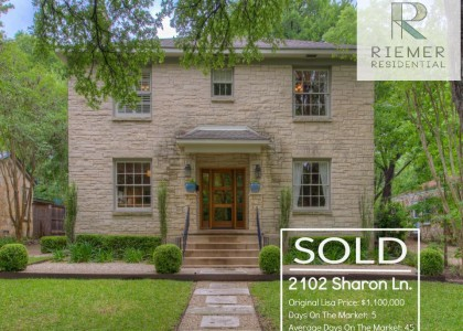 Sold Properties: Your Home Is Our Art
